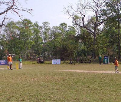चितवनको पर्यटन प्रबद्धन गर्न सौराहामा जंगल क्रिकेट