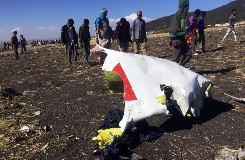 इथियोपिया विमान दुर्घटना : विश्वभर बोइङ ७३७ म्याक्स ८ विमानको उडान बन्द