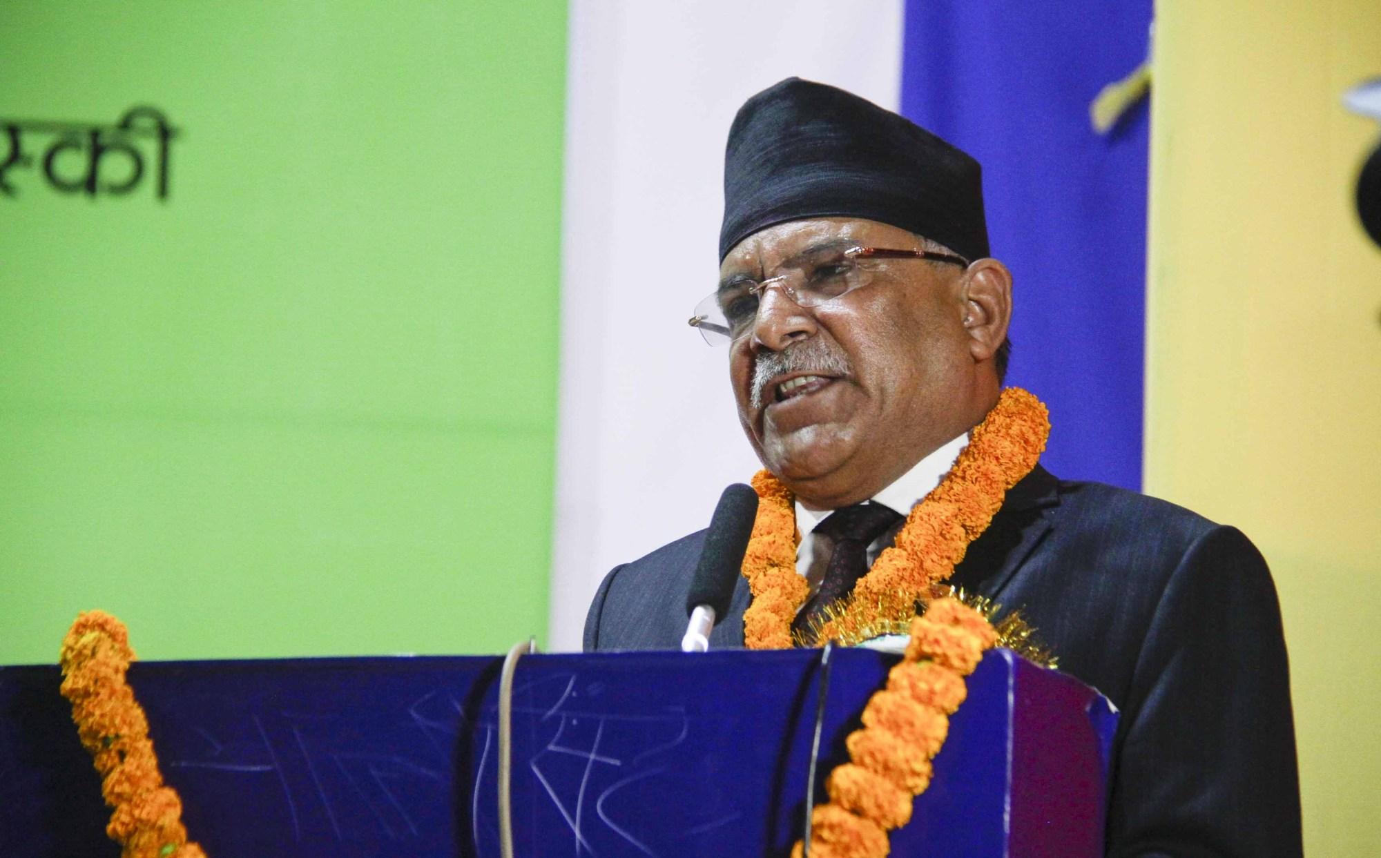 अन्तत प्रचण्डले खोले आफ्नै पोलःकांग्रेस, जसपा र हामी मिल्दा भारतका लागि सबैभन्दा राम्रो हुन्छ
