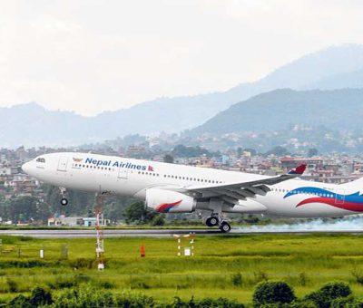 नेपाल वायुसेवाका अन्तर्राष्ट्रिय जहाज उडाउने २२ पाइलटले सामूहिक राजीनामा दिने चेतावनी