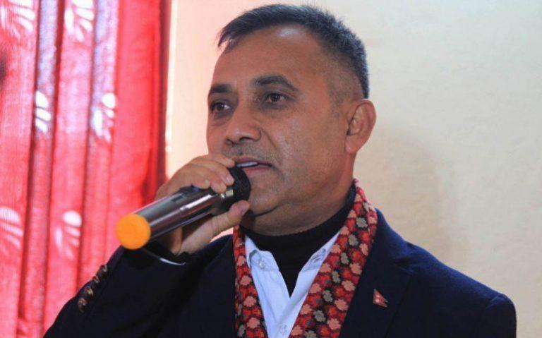 राजनीतिमा परिवर्तन मेरो अभियानः कांग्रेस प्रवक्ता शर्मा