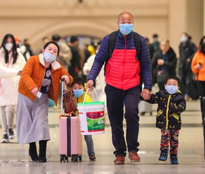 कोरोना भाइरसको त्रास : चीनको वुहानमा सार्वजनिक यातायात र उडान सेवा बन्द