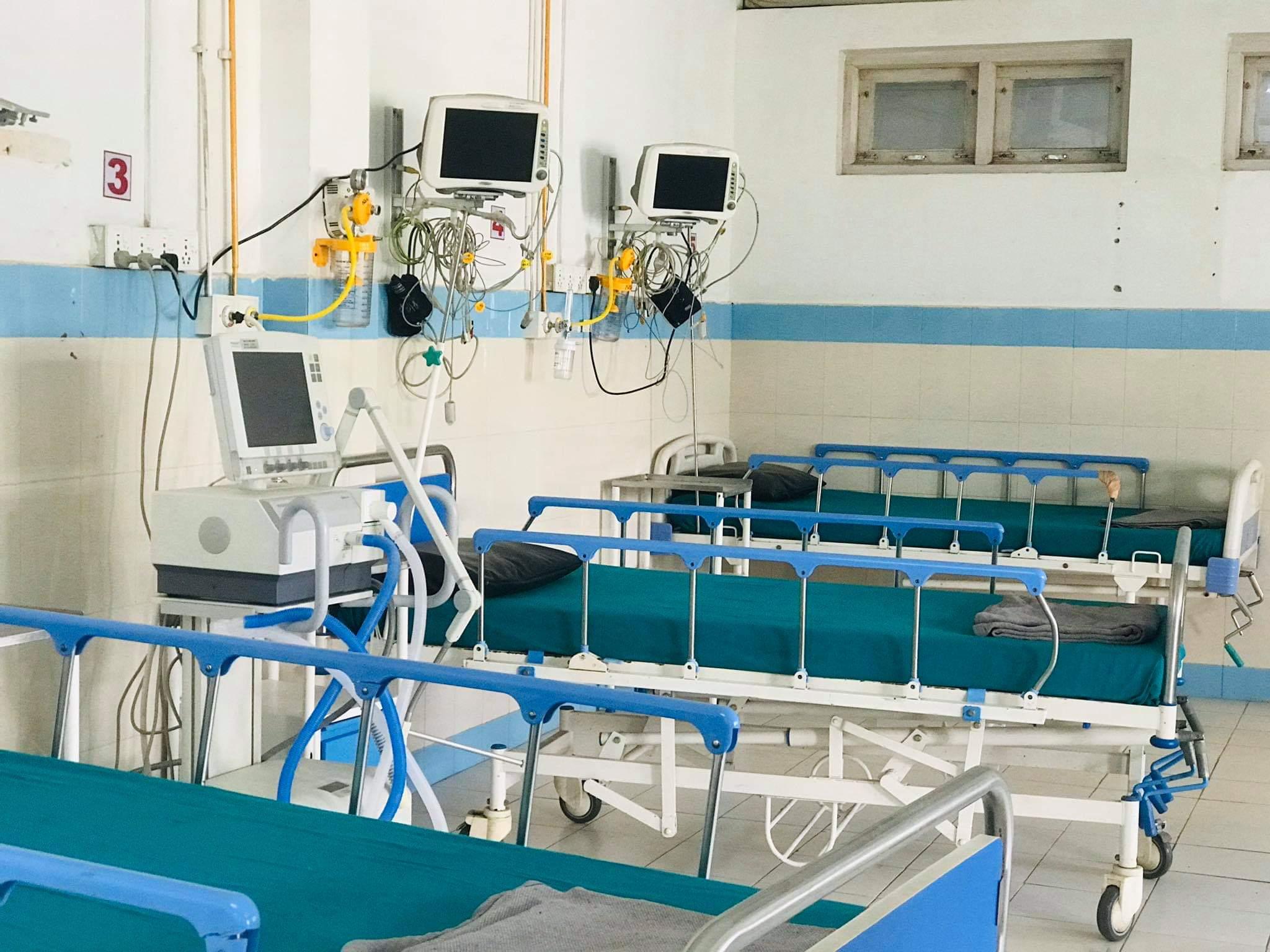 अस्पतालमा बिरामी बढेपनि अझै सञ्चालनमा आएको छैन आइसीयू