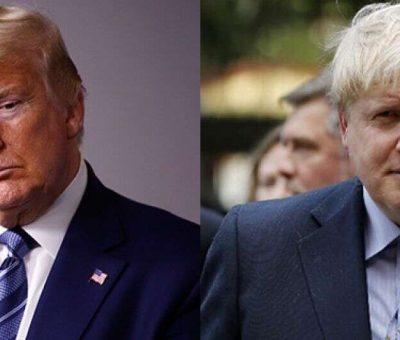 Trump 'saddened' over Boris Johnson's coronavirus condition, offers 'help' of 'brilliant' companies