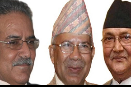 ओली–प्रचण्ड असफल, माधव नेपाल सफल !
