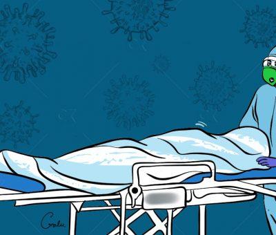 नेपालमा एकैदिन १२ कोरोना संक्रमितको मृत्यु, मृतकको संख्या ७२७ पुग्यो