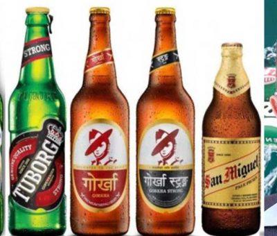 कार्लसबर्ग, टुबोर्ग, गोर्खा र सानमिगल बियर बिषाक्त, बाहिरियाे खेतान समूहकाे धन्दा