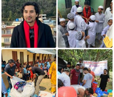 समाजसेवी आकाश बन्जारा: जो चितवन स्थायी घर भई हङ्गकङ्गमा रहेर पनि नेपालीहरुको मनमुटुको ढुकढुकी बन्न सफल छन् ।