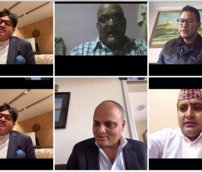ग्लोबल गोरखा समाज अन्तर्राष्ट्रिय समन्वय परिषदकाे भर्चुअल माध्यमबाट दोस्रो महाधिवेशन सम्पन्न