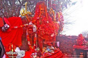 ताप्लेजुङको पाथीभरा मन्दिरमा एक तीर्थयात्रीको मृत्यु