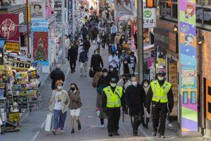 कोरोनाका कारण जापानको चार क्षेत्रमा सङ्कटकाल घोषणा