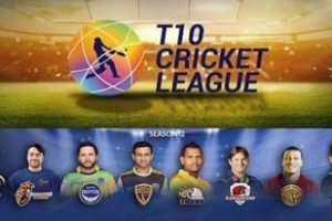 Three players are selected to play upcoming T10 national cricket league