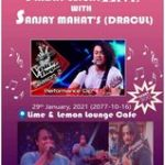 Friday Night Live with sanjay mahat ( Dracul )