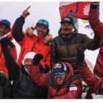 कीर्तिमानी आरोहीलाई काठमाडौँमा भव्य स्वागत गरिदैं : प्रधानमन्त्रीले संवोधन गर्नुहुने