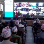 कोभिड–१९ विरुद्धको खोपको शुभारम्भ कार्यक्रम (फोटो फिचर)