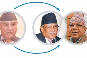 देउवा र दाहाल-नेपाल गोप्य भेट : संयुक्त संघर्ष र सत्ता सहकार्यको प्रस्ताव
