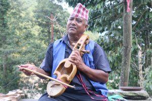 गन्धर्व संस्कृतिका धरोहर 'यो दाजुको मिरमिरे आँखा' का गायकको पोखरामा निधन