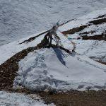 पुसमा हिमपात भएपछि हुम्लीहरू खुशी