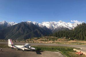 सडक यातायात नजोडिएको हिमाली जिल्लामा हवाई उडान शुरु