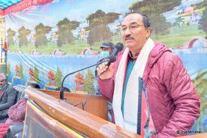राष्ट्रिय प्रजातन्त्र पार्टी निर्वाचनमा जान तयार छ: अध्यक्ष कमल थापा