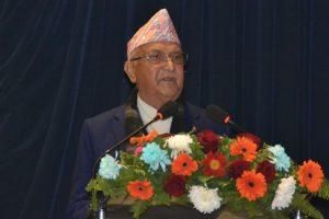 पहिलो चरणमा बैशाख १७ गते प्रदेश दुई, गण्डकी, लुम्विनी र सुदूरपश्चिममा निर्वाचन: प्रधानमन्त्री ओली