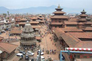 भीमसेन मन्दिरको पुनः निर्माण काम ५५  प्रतिशतले सम्पन्न