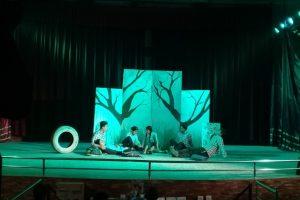 राष्ट्रिय बाल नाटक महोत्सवका लागि `नयाँ कदम´ नाटकको प्रिमियर सो