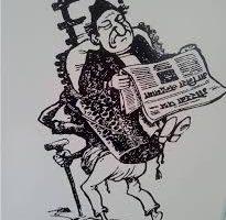 Cartoon journalism to hold politics accountable