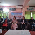 नारी दिवसको अवसरमा मानव अधिकार संरक्षण मञ्च चितवनद्वारा अन्तरक्रिया कार्यक्रम