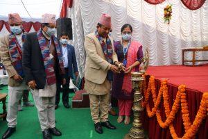 नेपाल दूरसञ्चार प्राधिकरणको वार्षिकोत्सव समारोहमा सहभागीहरु (फिचर फोटो )
