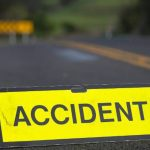 मोटरसाइकल दुर्घटना हुँदा चालकको मृत्यु