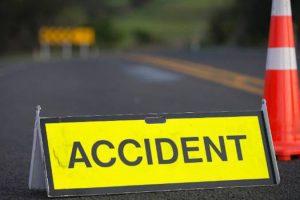 एम्बुलेन्स दुर्घटना हुँदा चालकको मृत्यु