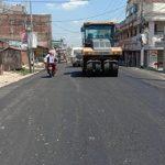 कोरोना कारण निर्माण अघि बढ्न नसकेको हुलाकी राजमार्गले गति लिँदै
