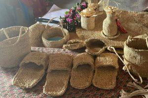 मकैको खोसेलाबाट आकर्षक घरायसी सामग्री उत्पादन
