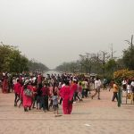 नयाँ वर्षमा १५ हजारले गरे लुम्बिनी भ्रमण, कोरोना शुरु भएयताकै ठूलो भीड