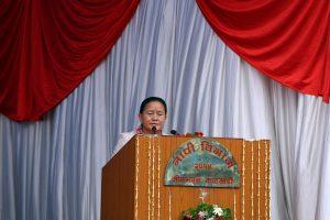 'मेरो कित्ता' ले नापि कार्यालयको भीडभाड घटाउँछः शिवमाया तुम्बाहाङ्फे