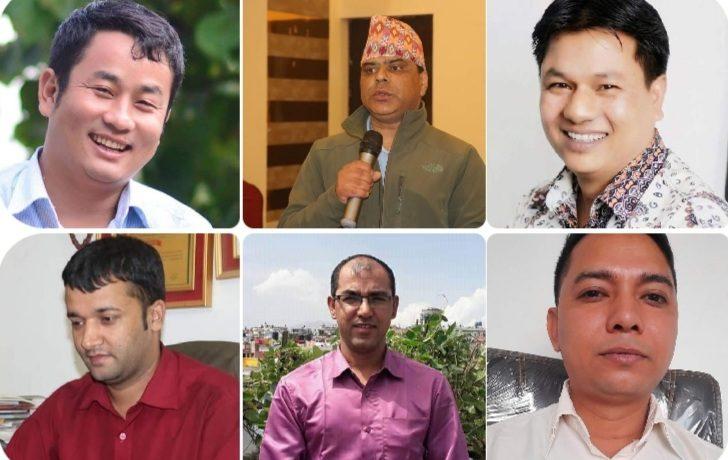प्रेस चौतारी नेपालद्धारा महासचिव राईसहित ३ जनामाथि कारबाही तथा अन्य ३ जनालाई बैठकमा उपस्थिति हुन निर्देशन (विज्ञप्ती सहित)