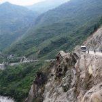 लगातारको वर्षाले सडक भासिँदा जयपृथ्वी राजमार्ग अवरुद्ध