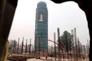 ऐतिहासिक धरहरा टावर प्रधानमन्त्री ओलीले  यही वैशाख ११ गते उद्घाटन गर्ने