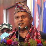 लुम्बिनी प्रदेशका मुख्यमन्त्री विरुद्ध अविश्वास प्रस्ताव दर्ता