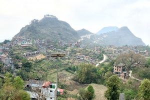 पर्यटकीय नगरी बन्दीपुरमा बाहिरी जिल्लाका पर्यटकलाई प्रवेशमा रोक