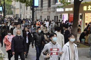 चीनको जनसंख्या अझै केही वर्ष एक अर्ब  ४० करोडभन्दा बढी हुनेछ: तथ्याँक विभाग