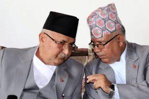 कर्णालीका चार सांसदको पद गुमेपछि माधव नेपाल अध्यक्ष ओलीसँग भेट्न तयार