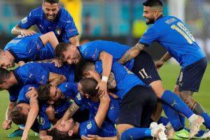 युरोकप २०२१: डेनमार्क र इटाली क्वाटरफाइनलमा
