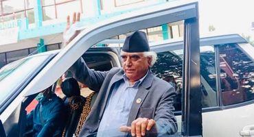 गण्डकीको मुख्यमन्त्रीमा कृष्णचन्द्र नेपाली पोख्रेल नियुक्त