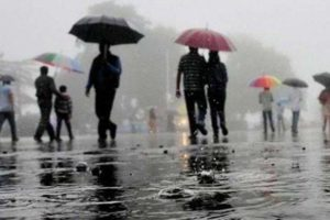 मनसुनी वायुको प्रभावले देशका अधिकांश भागमा वर्षा