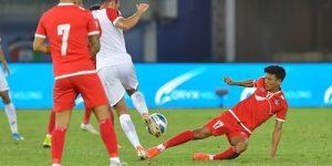 विश्वकप फुटबल छनोट : नेपाल जोर्डनसँग पराजित