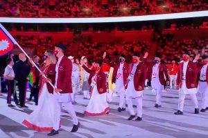 टोकियो ओलम्पिक्समा २ नेपाली खेलाडी बाहिरिए, ३ खेलाडी खेल्दै