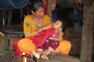 कालिकाको सिद्धिमा बाढीपहिरो: पीडित अझै पनि बाख्राको खोरमा