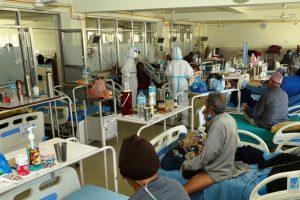 कोरोना संक्रमण दर बढ्दो: भरिँदै आइसीयू र भेन्टिलेटर